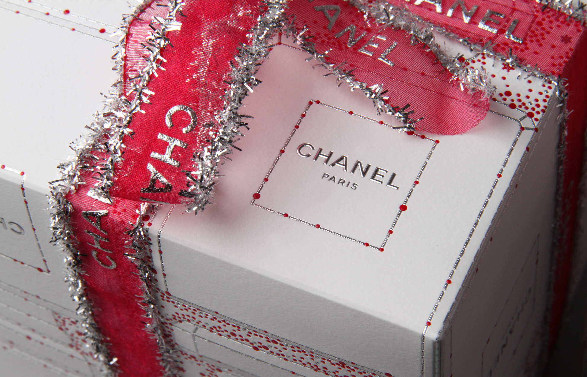 Noël 2016 Chanel - hot stamping