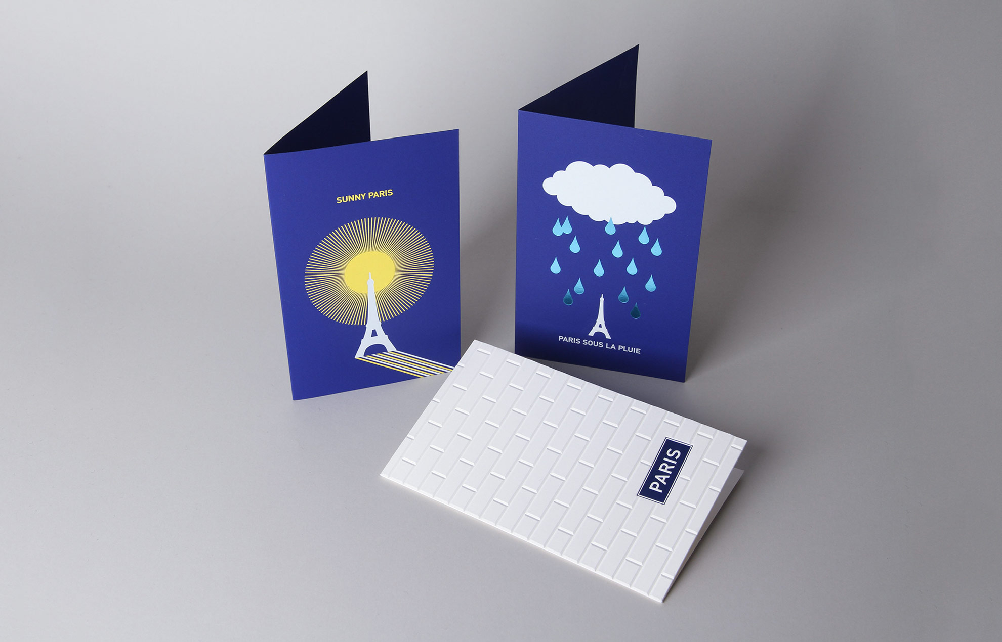 Kanea for Le Bon Marché : wishing cards collection